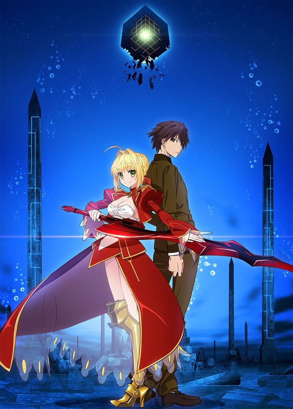 【Blu-ray】TV Fate/EXTRA Last Encore 6 完全生産限定版