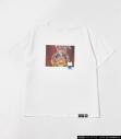 【グッズ-Tシャツ】ガンダム×ハローキティ 各シーンカットをハローキティが温かく見守るシリーズT Multi2 Mの画像