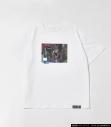 【グッズ-Tシャツ】ガンダム×ハローキティ 各シーンカットをハローキティが温かく見守るシリーズT Multi3 Lの画像