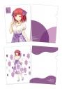【グッズ-クリアファイル】五等分の花嫁∬ クリアファイル二枚セット 中野二乃の画像