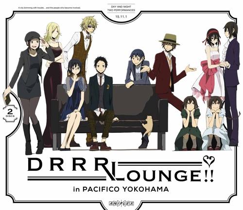 【Blu-ray】イベント デュラララウンジ!! in パシフィコ横浜