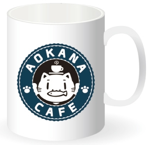 【グッズ-マグカップ】蒼の彼方のフォーリズム あおかなカフェマグカップ (邪神ちゃん)