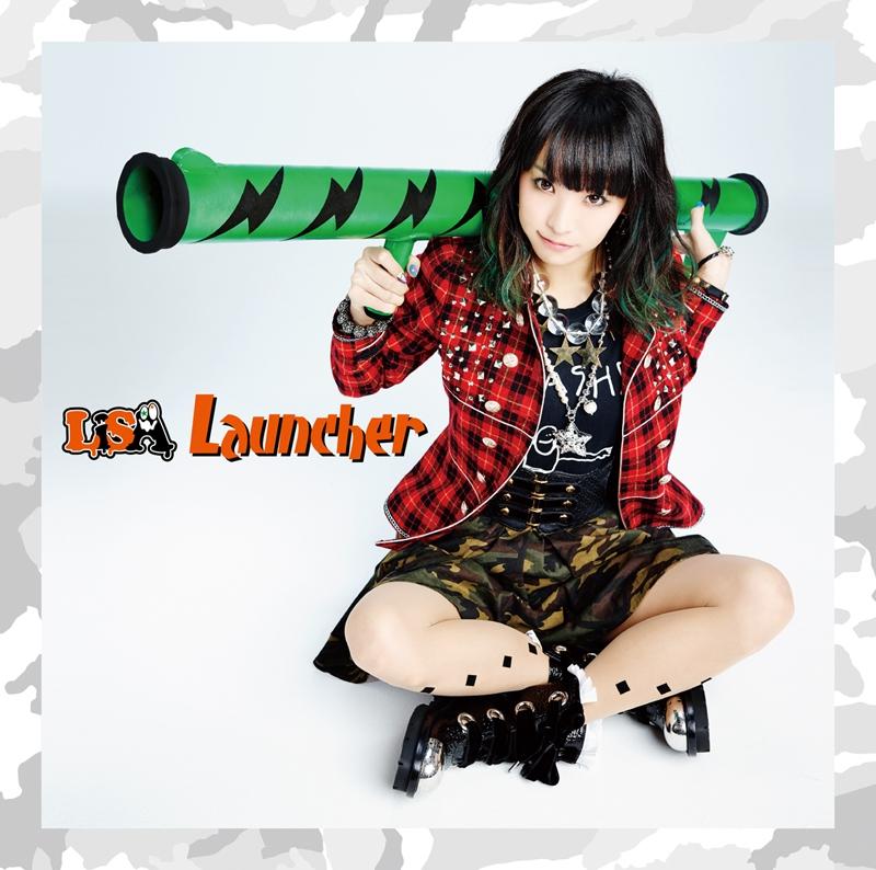【アルバム】LiSA/Launcher 通常盤
