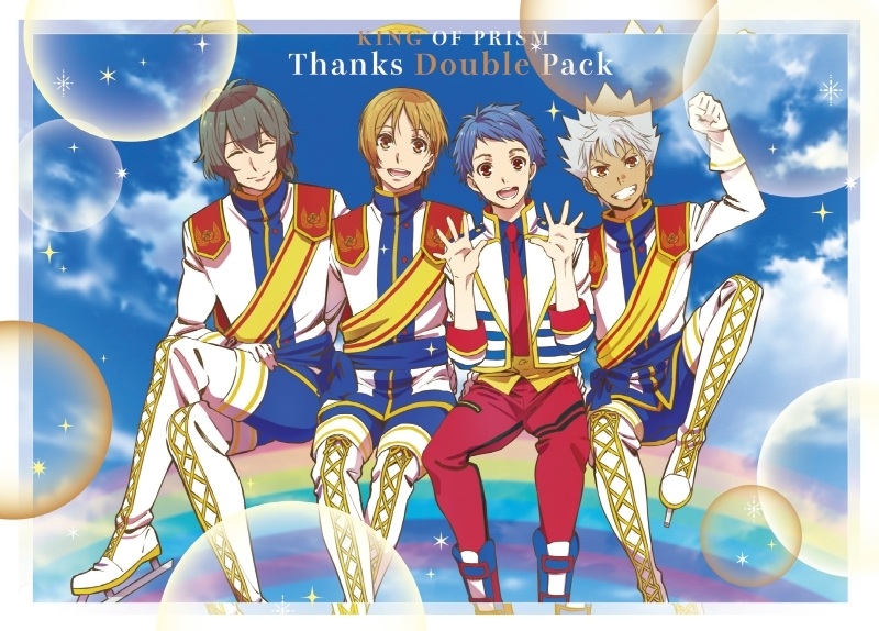 【DVD】KING OF PRISM サンクスダブルパック