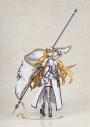 【美少女フィギュア】Fate/Grand Order ルーラー/ジャンヌ・ダルク 完成品フィギュアの画像