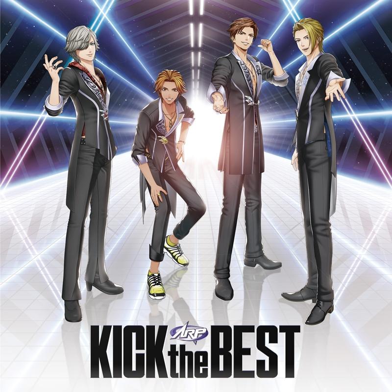 【アルバム】ARP/KICK the BEST 通常盤