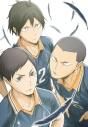 【DVD】TV ハイキュー!! 烏野高校 VS 白鳥沢学園高校 Vol.4の画像