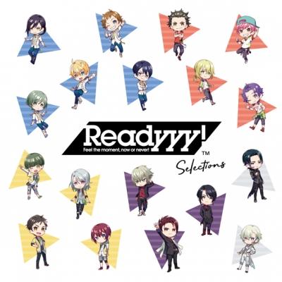 【キャラクターソング】ゲーム Readyyy! Selections