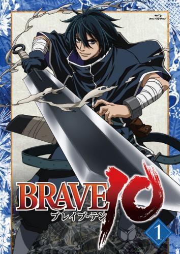 【Blu-ray】TV BRAVE10 1