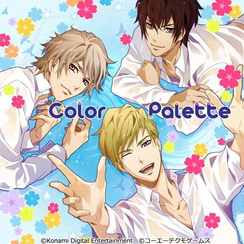 【マキシシングル】ときめきレストラン☆☆☆ 3 Majesty/Color Palette 限定版
