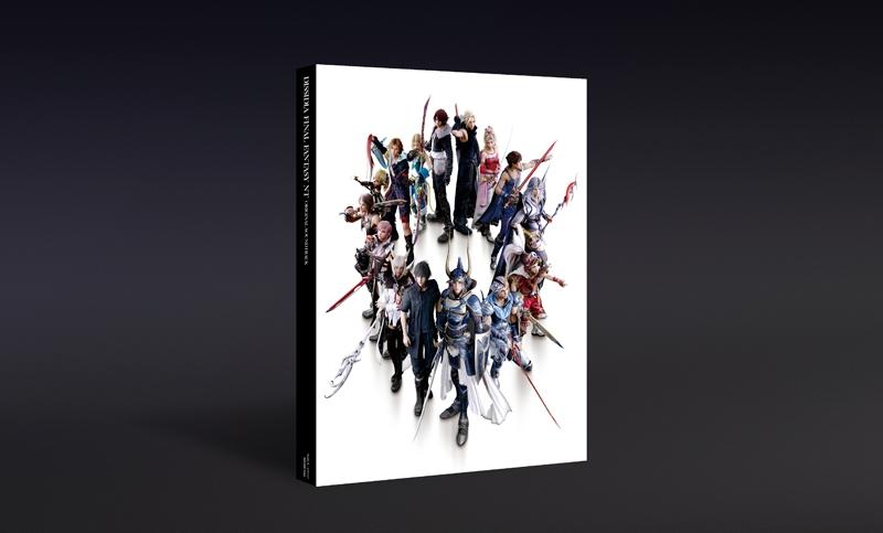 【Blu-ray】PS4版 DISSIDIA FINAL FANTASY NT Original Soundtrack