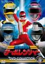 【DVD】TV 高速戦隊ターボレンジャー DVD COLLECTION VOL.1の画像