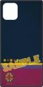 【グッズ-カバーホルダー】鬼滅の刃 iPhone11/XR 対応スクエアガラスケース 宇髄天元(うずい てんげん)の画像