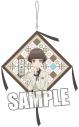 【グッズ-ストラップ】刀剣乱舞-花丸- 座布団ストラップPart.3「平野藤四郎」の画像