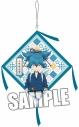 【グッズ-ストラップ】刀剣乱舞-花丸- 座布団ストラップPart.3「小夜左文字」の画像
