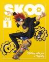【DVD】TV SK∞ エスケーエイト Vol.1 完全生産限定版の画像