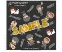 【グッズ-ハンカチ】銀魂×Sanrio characters TOSSY&OKKY×PATTY&JIMMY クリーニングクロスの画像