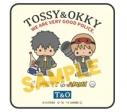 【グッズ-タオル】銀魂×Sanrio characters TOSSY&OKKY×PATTY&JIMMY ハンドタオルの画像