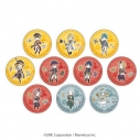 【グッズ-バッチ】千銃士 缶バッジ 01/BATA ブラインド(グラフアート)の画像