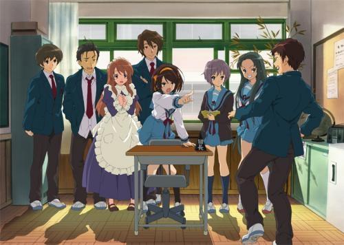 【DVD】TV 涼宮ハルヒの憂鬱 5.999999(第8巻) 通常版
