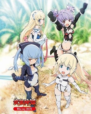 【Blu-ray】TV 武装神姫 Blu-ray BOX