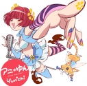 【アルバム】Yun*chi/アニ*ゆん~anime song cover~の画像