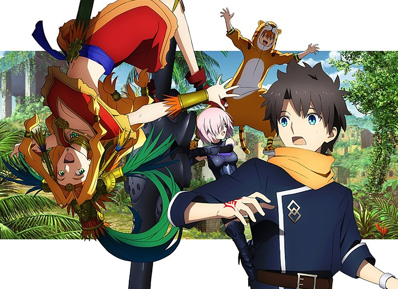 【Blu-ray】TV Fate/Grand Order -絶対魔獣戦線バビロニア- 3 完全生産限定版