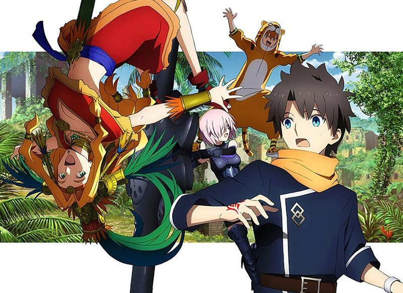 【DVD】TV Fate/Grand Order -絶対魔獣戦線バビロニア- 3 完全生産限定版