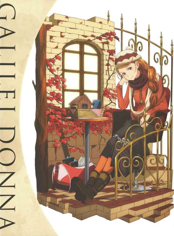 【DVD】TV ガリレイドンナ 3 完全生産限定版