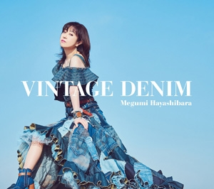 【アルバム】林原めぐみ/30th Anniversary Best Album VINTAGE DENIM