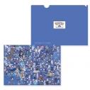 【グッズ-クリアファイル】おそ松さんのへそくりウォーズ'20 クリアファイル カラ松の画像