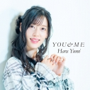 【アルバム】原由実/YOU&ME BD付数量限定盤の画像