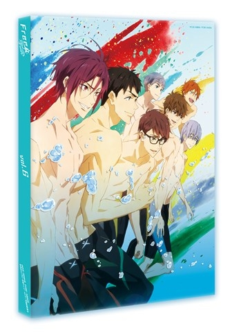 【Blu-ray】TV Free!-Dive to the Future- 6