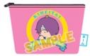 【グッズ-ポーチ】銀魂×Sanrio characters KIHEITAI×ゴロピカドン  相良刺繍ポーチの画像