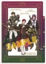 【グッズ-クリアファイル】黒子のバスケ RPG 3ポケットクリアファイル 緑間・紫原・赤司【アニメイト限定】の画像