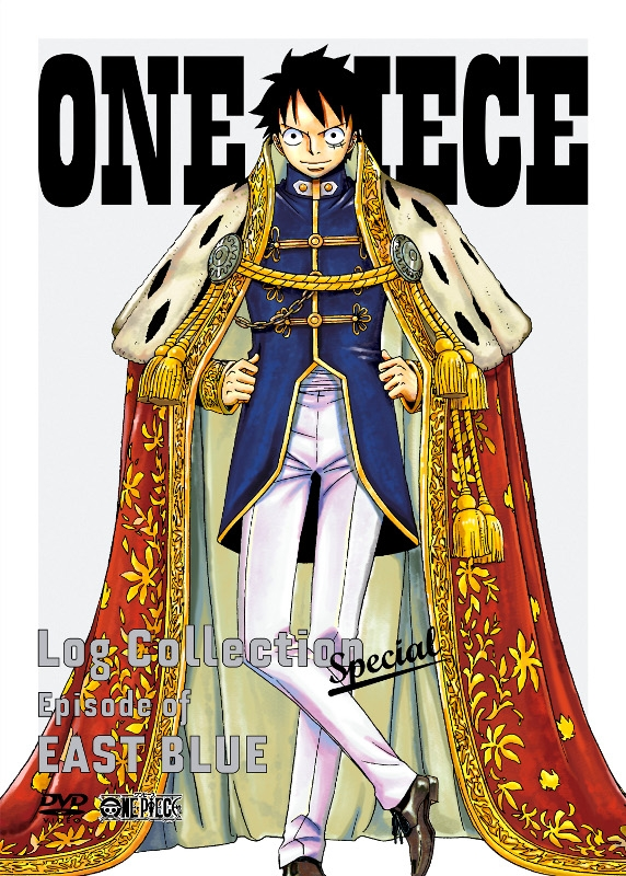"""【DVD】TV ONE PIECE Log Collection Special""""Episode of EASTBLUE"""""""