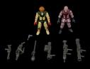 【アクションフィギュア】B2FIVE 装甲騎兵ボトムズ シリーズ スコープドッグレッドショルダーカスタム ATM-09-RSCの画像