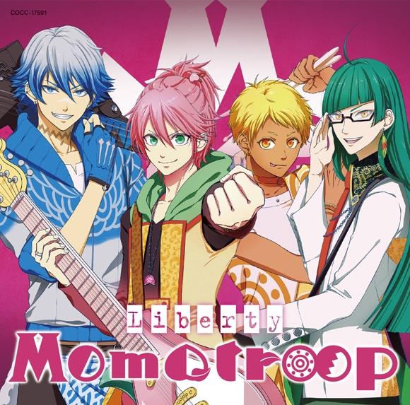 【キャラクターソング】音戯の譜~CHRONICLE~ Momotroop Liberty