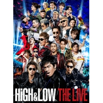 HiGH&LOW THE LIVE 通常版