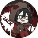 【グッズ-コースター】殺戮の天使 ラバーマッドコースター ザックの画像