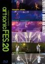 【Blu-ray】ライブ radiotomo presents art sonic FES.20 通常版の画像