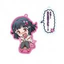【グッズ-キーホルダー】BanG Dream! ガルパ☆ピコ BanG Dream! ガルパ☆ピコ ピコッと!セリフ付きアクリルキーチェーン 牛込りみの画像