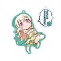 【グッズ-キーホルダー】BanG Dream! ガルパ☆ピコ BanG Dream! ガルパ☆ピコ ピコッと!セリフ付きアクリルキーチェーン 白鷺千聖の画像