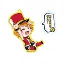 【グッズ-キーホルダー】BanG Dream! ガルパ☆ピコ BanG Dream! ガルパ☆ピコ ピコッと!セリフ付きアクリルキーチェーン 北沢はぐみの画像