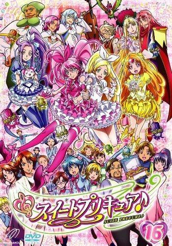 【DVD】TV スイートプリキュア♪ 16