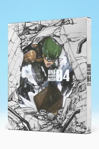 【Blu-ray】TV ワンパンマン 4 特装限定版
