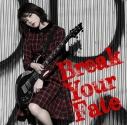【アルバム】西沢幸奏/Break Your Fate 初回限定盤の画像