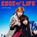 【主題歌】TV ガンダムビルドファイターズトライ OP「Just Fly Away」/EDGE of LIFE 通常盤の画像