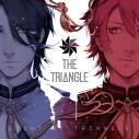 【アルバム】EIGHT OF TRIANGLE/THE TRIANGLEの画像