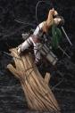 【フィギュア】ARTFX J 進撃の巨人 リヴァイ リニューアルパッケージver. 1/8 完成品フィギュア【再販】の画像